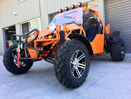 SYNERGY SCORPION 1000CC OFF ROAD DUNE BUGGY SIDE X SIDE GO KART