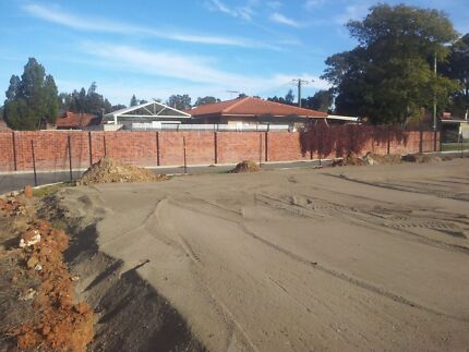 Earthworks and Demolition  Camillo Armadale Area Preview