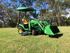 John Deere 1025R Tractor Glenorie The Hills District Preview