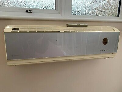 Gree Split Air Conditioning with Remote Control (Indoor and Outdoor Units)
