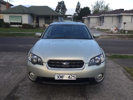 2006/Subaru Outback LUXURY PREMIUM come WITH RWC LONG REGO AUTO