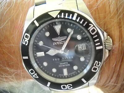 Invicta Pro Diver Watch #43 Model 5017