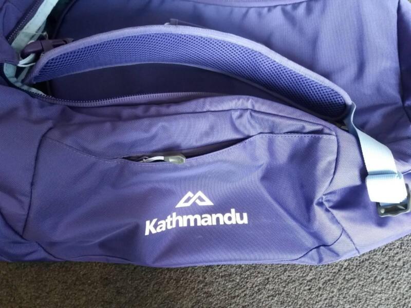 Kathmandu Shuttle Convertible Travel Backpack Duffle Cargo 40l v4 ... 4ea1f406fad4c