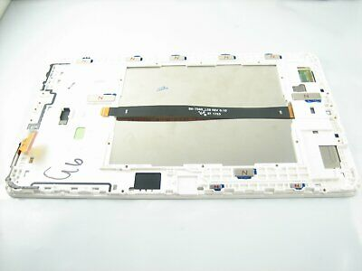 FULL TOUCH SCREEN+LCD DISPLAY+Frame FOR Samsung Galaxy Tab A 10.1 SM-T580~White