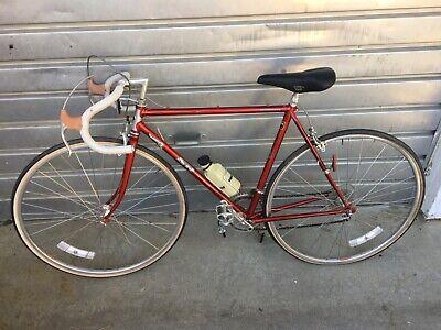 Univega Maxima Uno Road Bike Vintage Cycling Original Shimano Parts