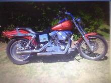 1997 dyna wide glide Tingha Guyra Area Preview