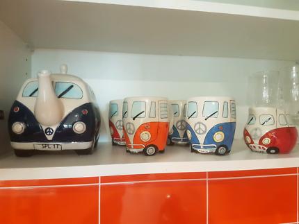Kombi Tea Pot Set