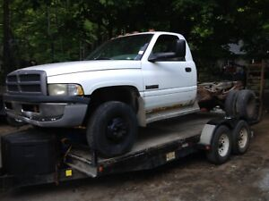 2001 ram 3500 cab and chassis