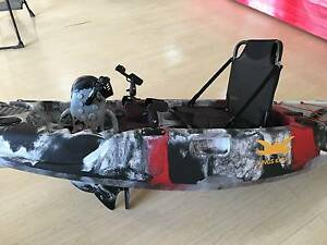 2016 Model Pedal kayak - $1799 KINGS KRAFT Albion Park Rail Shellharbour Area Preview