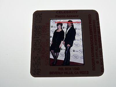 Original Photo 35mm Slide Billy Ray Cyrus & Marie Osmond # 7