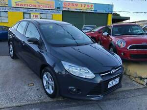 2013 Ford Focus Trend (Incl.Rego/RWC/Warranty) Dandenong Greater Dandenong Preview