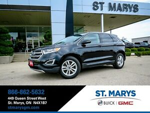 2016 Ford Edge SEL|AWD|Leather|BT|Backup Cam|Navi|Heated Seat