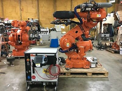 Abb Robot Abb 6640 Robot Irc5 Controller Fanuc Robot Used Robot