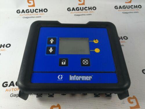 Graco 24L073  KIT INFORMER  - WITH 24L096  MODEL DCM SERIES D15