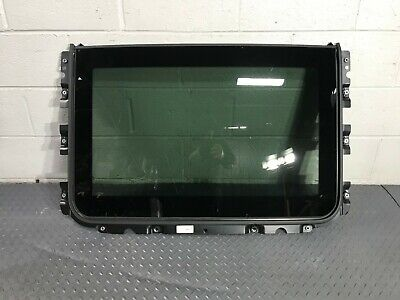2010-2016 BMW 550i GT F07 PANORAMIC SUNROOF REAR GLASS GRAN TURISMO