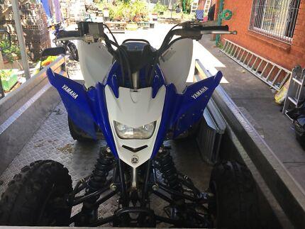 Yamaha Raptor 125 Quad ATV