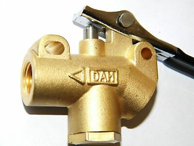 Carpet Cleaning Wand Angle Brass Replacement Valve 14 Truckmount Extractor
