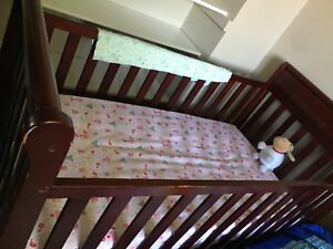 Crib or baby's bed