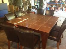 8 seater dining table Busselton Area Preview