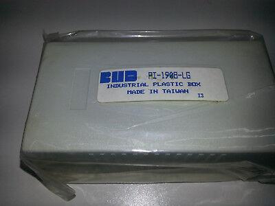 Bud Box Pi 1910 Lg Abs Gray 5.91l X 3.16w