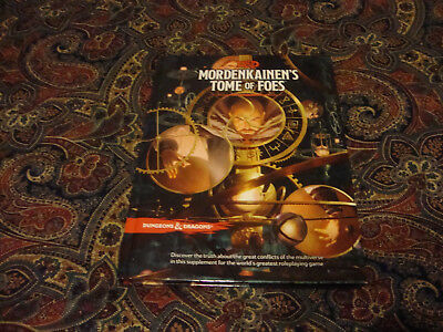 Mordenkainens Tome Of Foes Dungeons   Dragons 5Th Edition