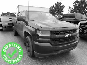2017 Chevrolet Silverado 1500 Custom Rally-1 Ed| Rem Entry| HID|