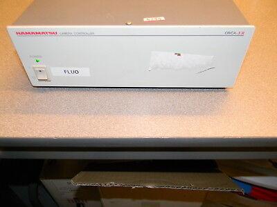 Hamamatsu Camera Controller Orca-er C4742-95-12er W Cable No Camera