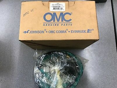 NOS OEM Evinrude Johnson OMC BRP Oil Manifold & PDS Assembly PN 0439726 439726