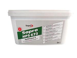 sopro hps 673 haft primer 3 kg s spezial fliesen. Black Bedroom Furniture Sets. Home Design Ideas