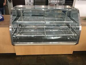 Coldstream Curved glass display fridge
