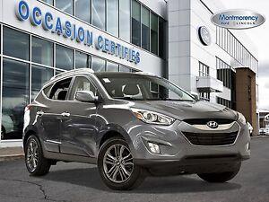 2014 Hyundai Tucson GLS CAMÉRA+CUIR+TOIT+MAG