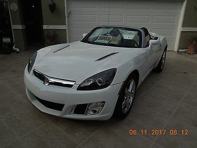 2008 Saturn Sky Redline (Turbo) 2008 Saturn Sky Redline
