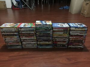 107 DVDS FOR SALE Munno Para West Playford Area Preview