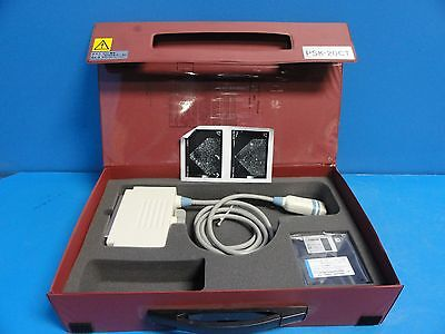 Toshiba Psk-20ct Phased Array Ultrasound Probe For Ssa-380 Powervision 7276
