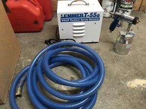 Lemmer t55 q Airless sprayer