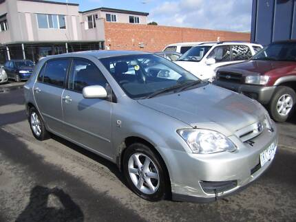 2005 Corolla ASCENT SPORT ALLOYS RWC DRIVE AWAY NO MORE TO PAY Sunshine Brimbank Area Preview