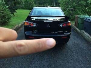 2013 Mitsubishi lancer se awc  2.4l