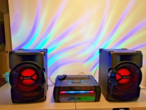 Sony SHAKE-X10 High Power Home Audio System - Black (Used)