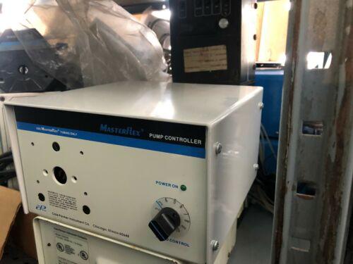 Cole-Parmer MasterFlex 7553-60 Peristaltic Pump, 7518-60 pumphead (w/30 Day WTY)