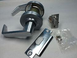 Marks Hardware Grade 1 Lever Set store/c.room funct- Keymark Cylinder, No Key