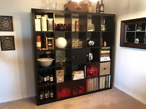 IKEA Expedit 5x5 Bookcase Shelving