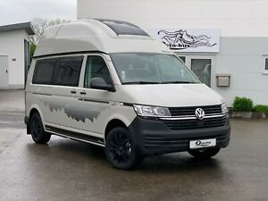 Fischer Octo-bus VW T6.1 , lang, 110 kW, Polyroof