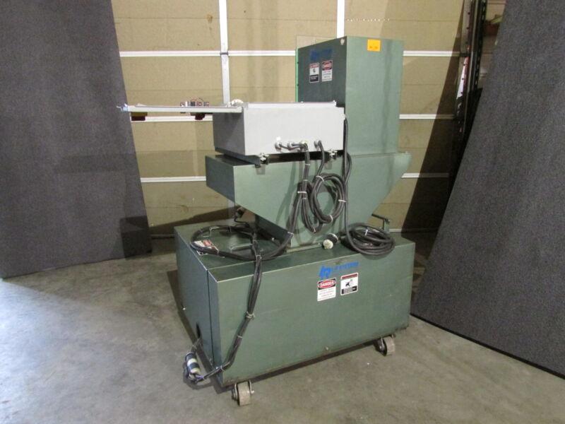 L-R Systems 2007 Granulator Plastic Grinding 15 hp