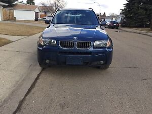 2006 BMW X3 M package