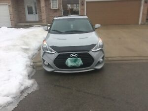 2013 Hyundai Veloster Turbo w/ nav and 2 sets of tires