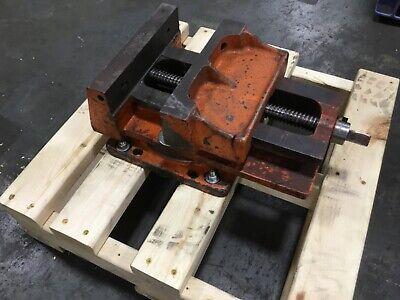 Unknown 10 Machine Vise Rotating Swivel 8105dk