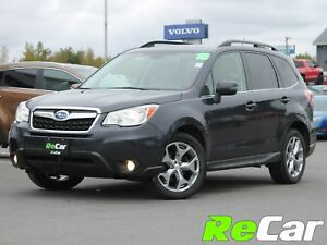 2015 Subaru Forester 2.5i Limited Package TECH PKG | AWD | HE...