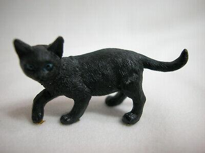 Heidi Ott Miniature Animal 1:12 Scale House Cat Kitty Feline #XZ562BK