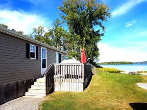 Cottages from $59,900 financing available!