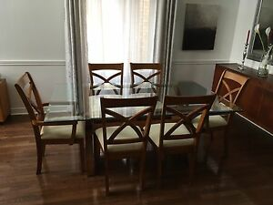 Beautiful 7 pieces Dining room set Oakville / Halton Region Toronto (GTA) image 1